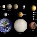 火星の大きさや地球からの距離ってどのぐらい?接近周期や重力等