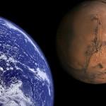 まるで赤い月?火星が最接近!昇る方角やいつまで見えるのかについて