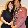 石田純一と妻の東尾理子の年齢差は?子供の人数や元妻の結婚歴も