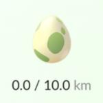 ポケモンGOの10km卵は効率的な孵化を!捨てる方法や距離も