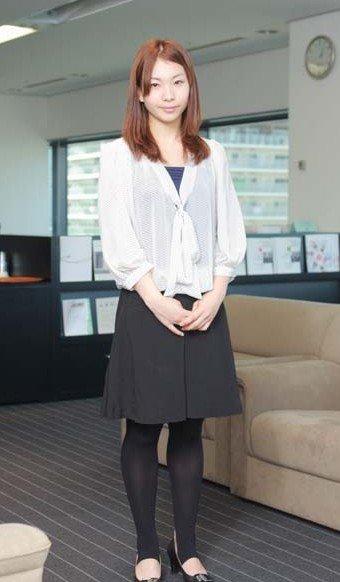 松友美佐紀選手のかわいい私服画像④